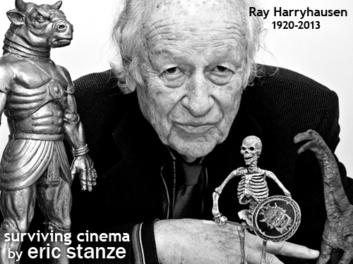Ray Harryhausen, 1920-2013