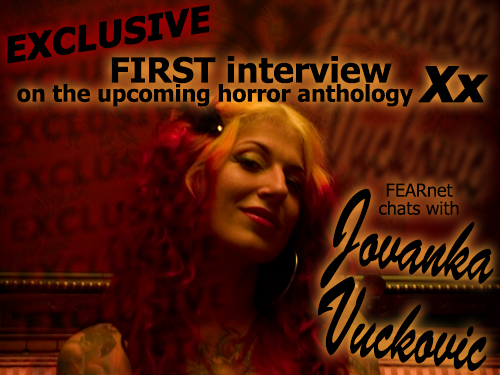 Jovanka Vuckovic Interview - by Eric Stanze