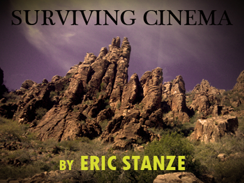 Eric Stanze's Official Blog at FEARnet.com