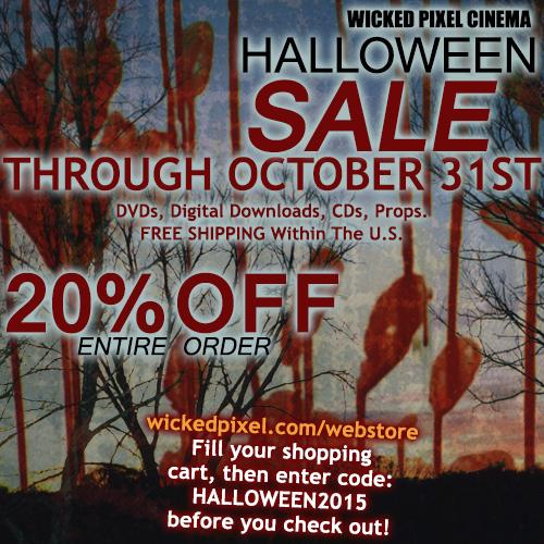 Halloween 2015 WPC Tweet And FB Post